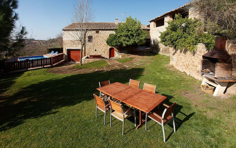 Nice Country house for holidays - Preciosa Masia - La Baronia de Rialb
