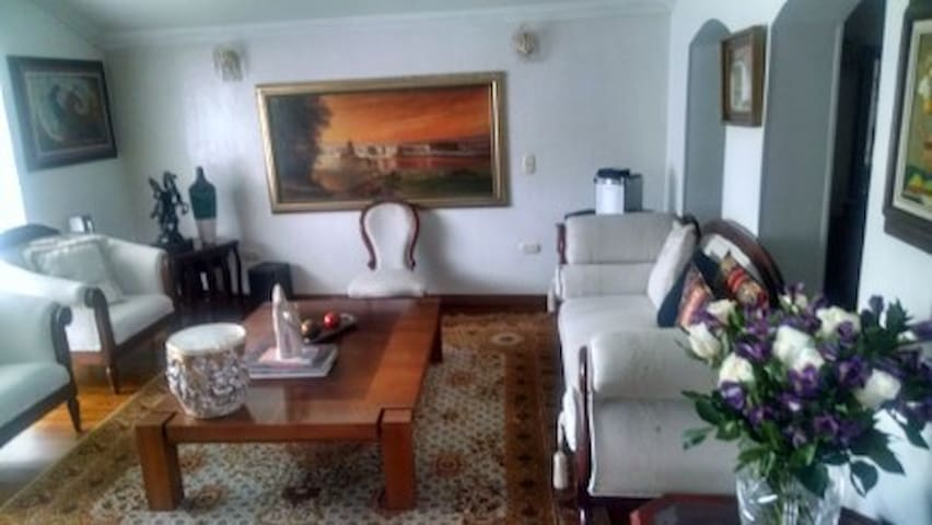 SOÑAR ES IDEAL CERCA A LAS MONTAÑAS DE BOGOTA - Bogotá - House