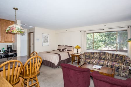 The Perfect Little Yosemite Condo - With Wifi! - 約塞米特蒂國家公園(YOSEMITE NATIONAL PARK)