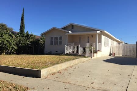 Near downtown,Privacy with bathroom - Alhambra - Casa