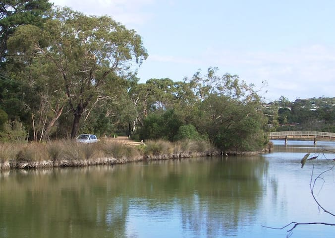 Rivernook on the Anglesea River