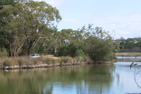 Rivernook on the Anglesea River - Anglesea - Talo