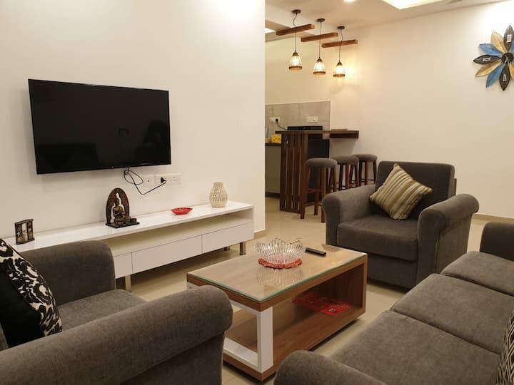Eeru's den - A luxurious 2 bedroom apartment