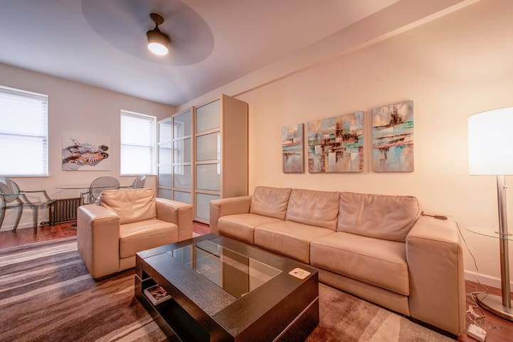 Elegant Residence in Brooklyn