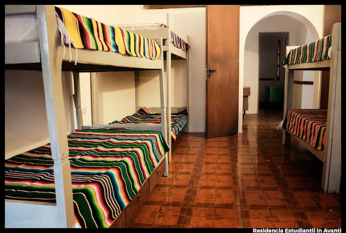 Residencia in Avanti - Room 4 1P (1) - Rosario - Pensione