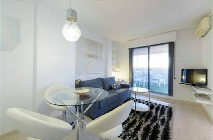 Habitación en Ático de lujo Granada capital