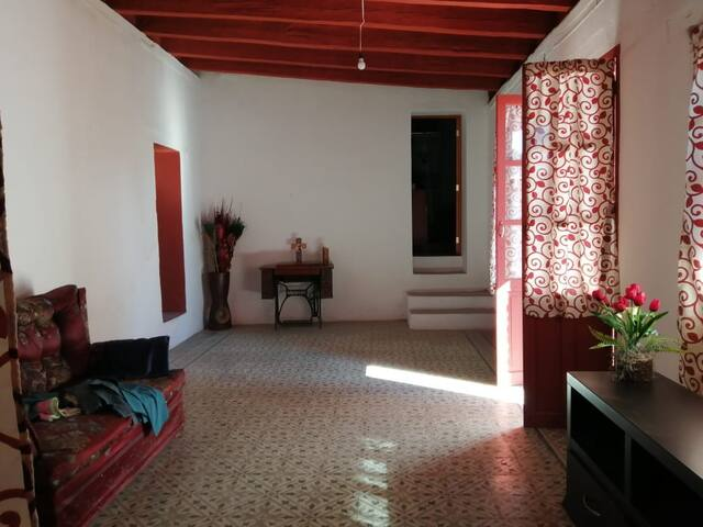 Hospedaje 15.0 en La Finca casa de campo en Tlaxco