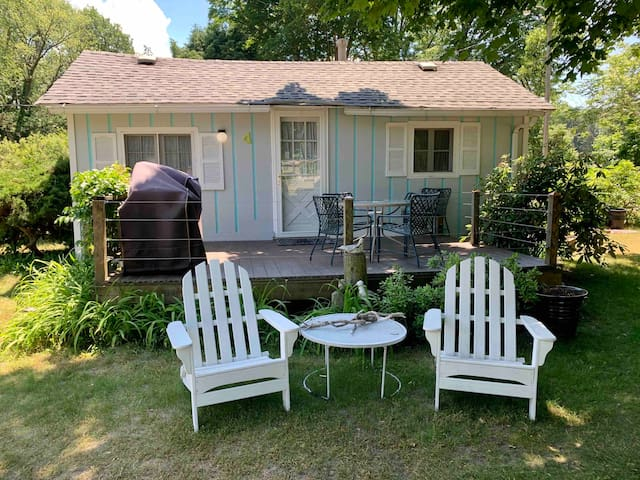 Sand Castles Cottages #4 Tiny House 1 Mile Lake MI
