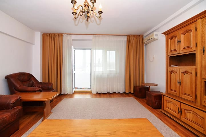 Great apartment on Militari Resicence, Big Terrace