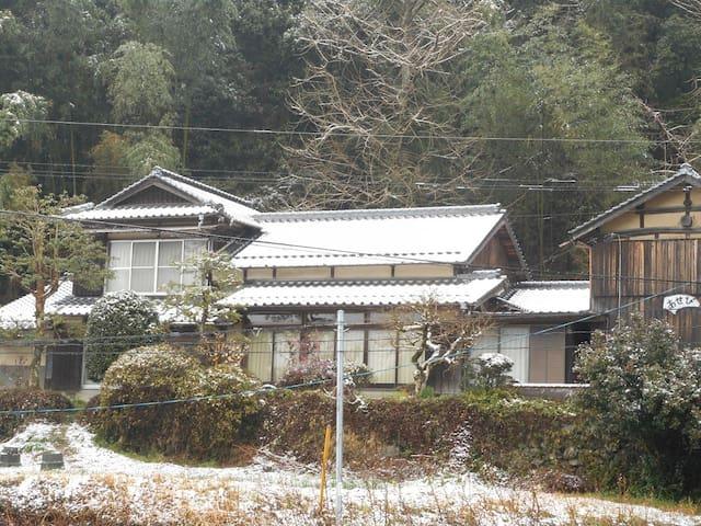 日本の田舎の風景や生活を体験できます。 - 朝倉市 - Haus