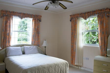 All Nations Guesthouse - Double room, Jacuzzi&Pool - Port Antonio