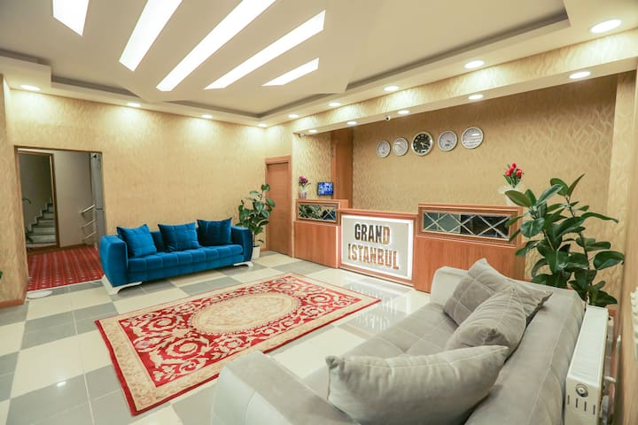 GRAND İSTANBUL AİRPORT HOTEL