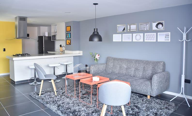 Exclusivo apartamento Deluxe 401