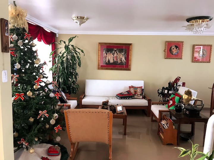 """Acogedora habitación en """"El Valle Encantado"""""""