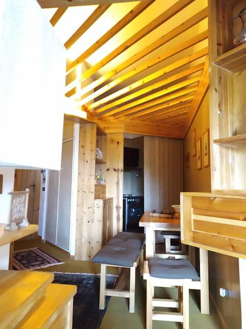 Grazioso appartamento a Maiella, Campo di Giove