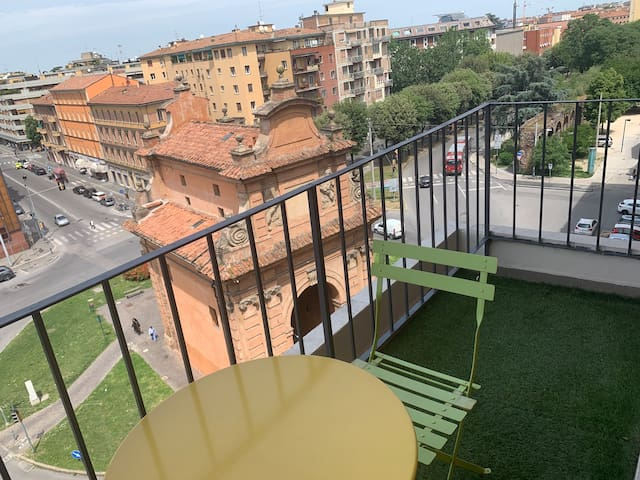 Via Lame App 2 Stayinbologna con Vista panoramica
