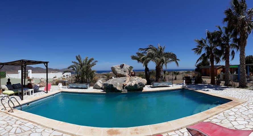 Apartamento Terraza - Vistas Mar y Montaña