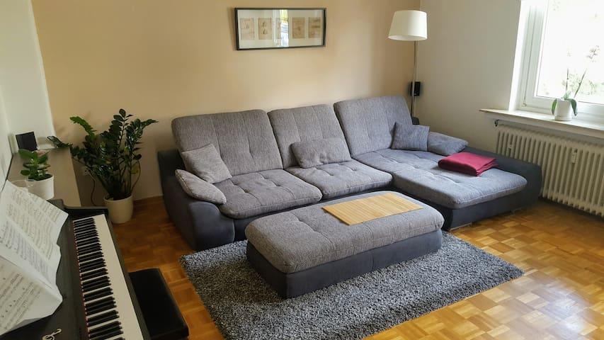 Cozy apartment close to HMI fair - Hannover - Leilighet