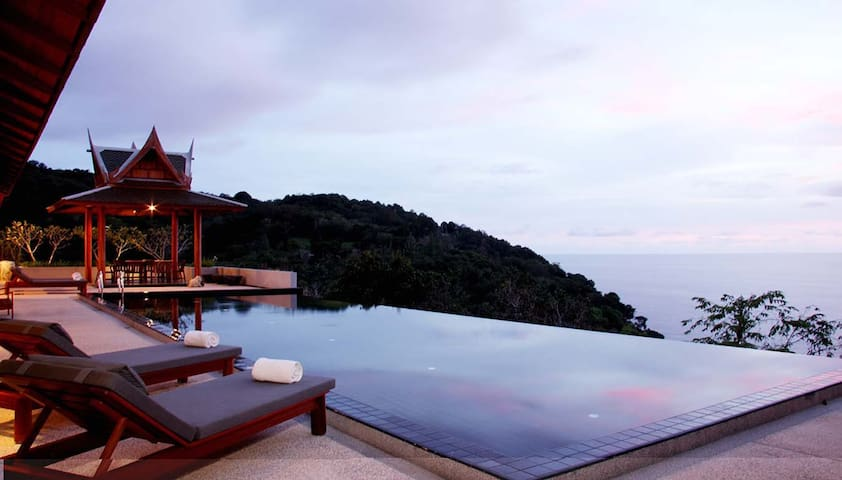 Top Luxury Thai Villa with seaview - Kammala - Villa