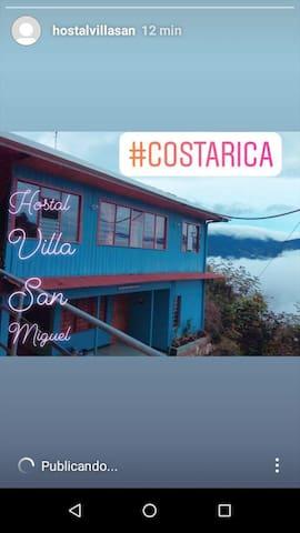 HOSTAL VILLA SAN MIGUEL primera planta