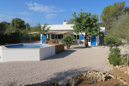 Finca del Bosque, a spacious and quiet finca - Algaida - Ev