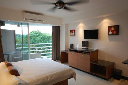 Room 714 @ Chiang Rai Condotel - Queen Bed, - Appartamento