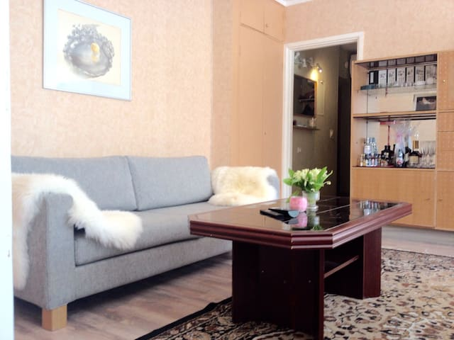Bright and sunny central apartment - Kuressaare - Huoneisto