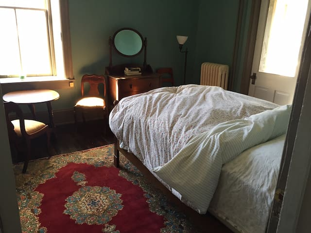 Victorian apt with amazing view - Bellefonte - Apartment