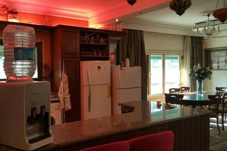 Luxurious European design Apartment in Elmeryland