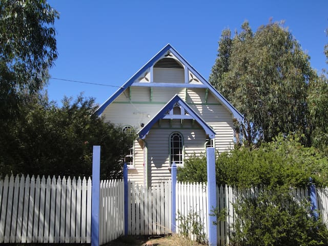 Church House Omeo