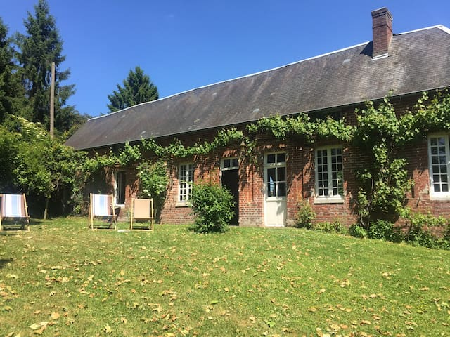 Charming house in Normandy, Lyons - Lisors - Huis