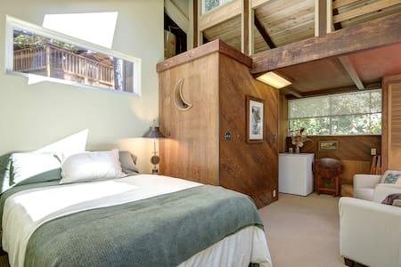 Cozy Lagunitas Nook - Lagunitas-Forest Knolls - Cabin