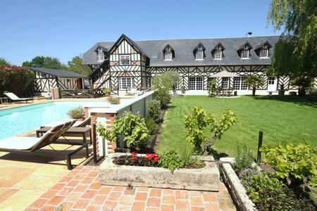 chambre avec terrasse - Trouville-sur-Mer