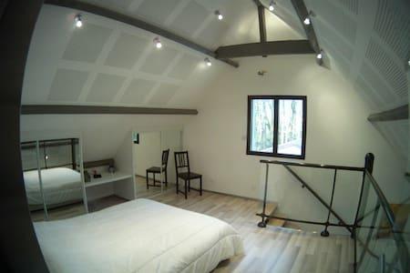 Chambres   zen - LA ROQUE GAGEAC