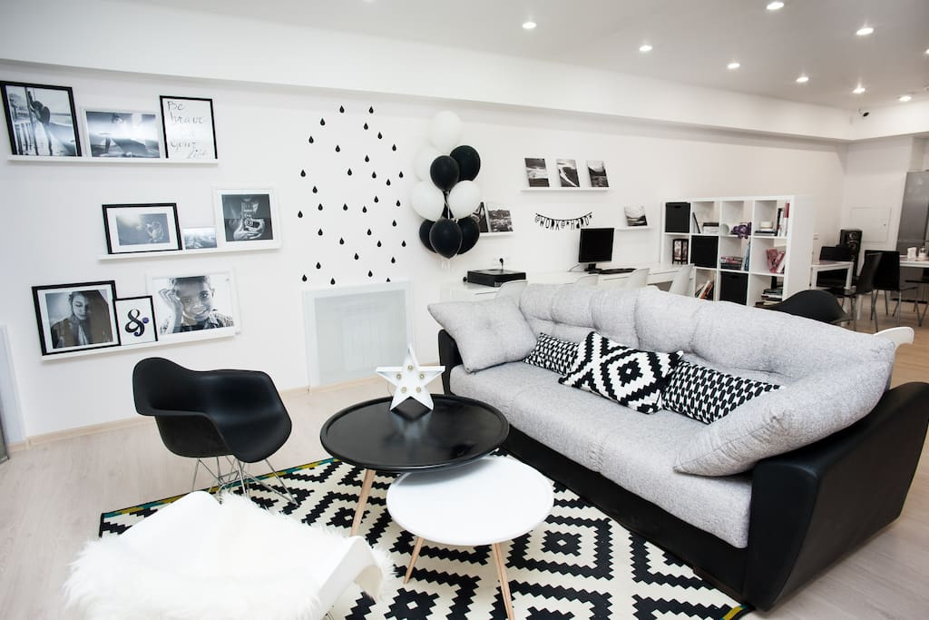 Lounge - Гостиная