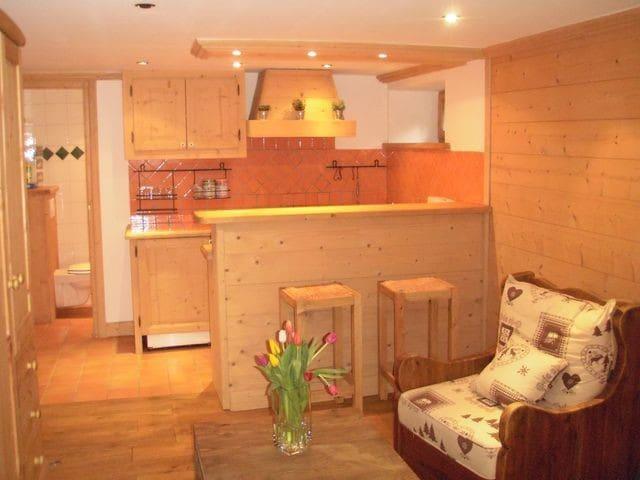 Appartement MUDDLE  1 à 4 pers - Chamonix-Mont-Blanc - Huis