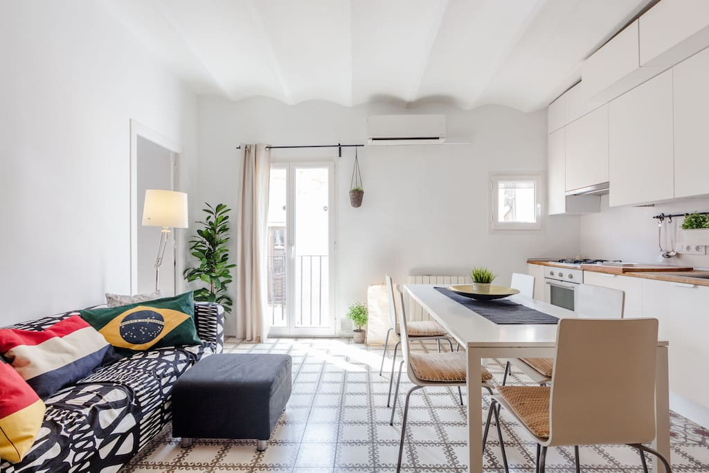 Your home in Barcelona