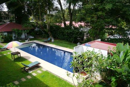 basaga holiday residences ( poolside ) - Kuching