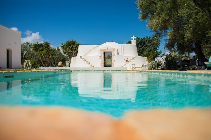 Casa Kairos - villa nel cuore della Valle d'Itria