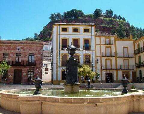 Casa familiar andaluza en Santisteban del Puerto