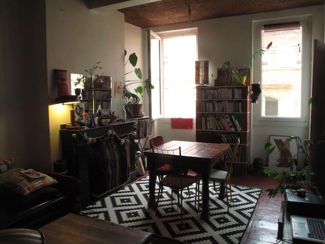 Appartement quartier Carmes - Toulouse - Apartment