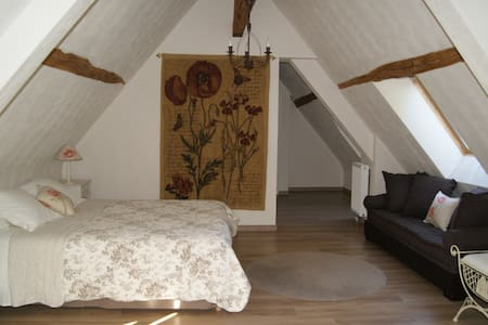 Les Coquelicots - Bed & Breakfast