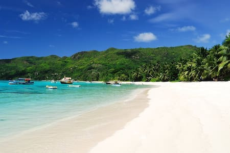 Chalets-near spectacular  beaches - Anse Royale  - Wohnung