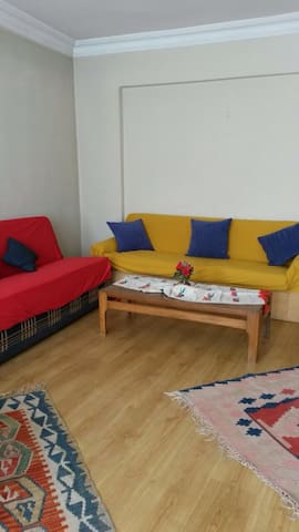 Cheap room for backpackers - Amasra - Appartement