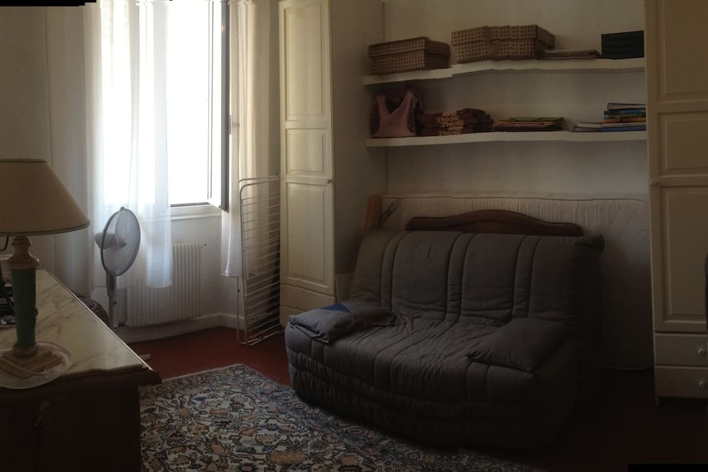 Chambres avec 2 couchages