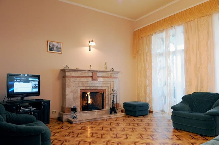 lux 5room flat - Kharkiv - House