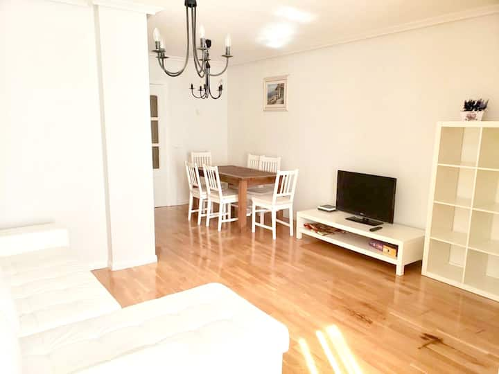 Apartment with 3 bedrooms in Ávila, with wonderful city view, terrace and WiFi