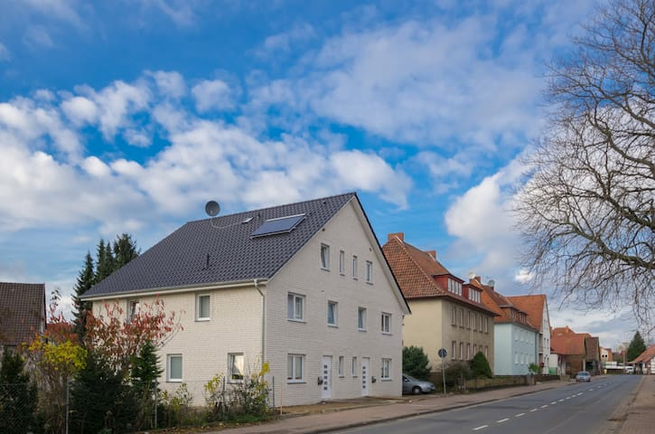 ID 5190 | 2-room-apartment wifi - Ronnenberg - Apartment