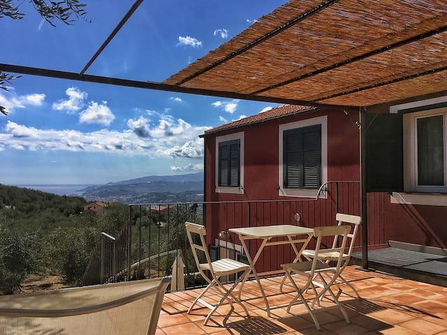 Casa Novaro, Natura e relax - Appartamento Limone