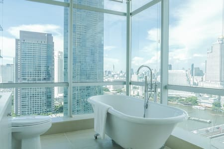 TheRiverSideBangkok - Orchid - Appartement